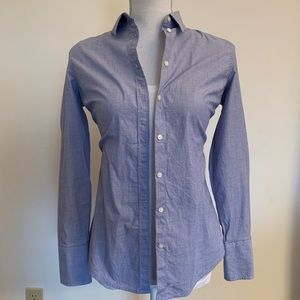 Banana Republic Light Blue Button Down Shirt~2